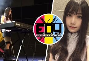 【Ru,s Piano】RuRu现场演奏经典动漫歌曲 - 新加坡动漫展 Live Piano【EOY J-Culture Festival Day2】