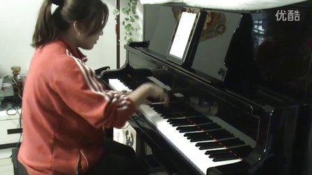 班得瑞《安妮的仙境》钢琴视奏