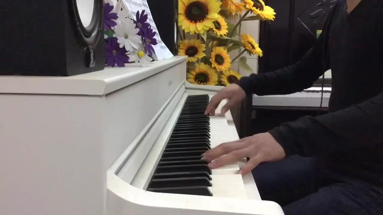 【悠悠琴韵钢琴演奏】:太阳的后裔《Always》