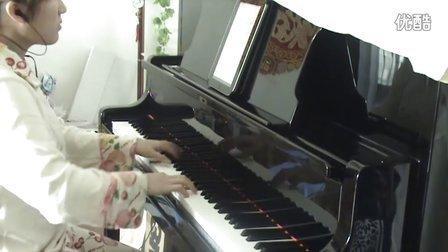 烟花易冷 伽蓝雨 钢琴视奏版
