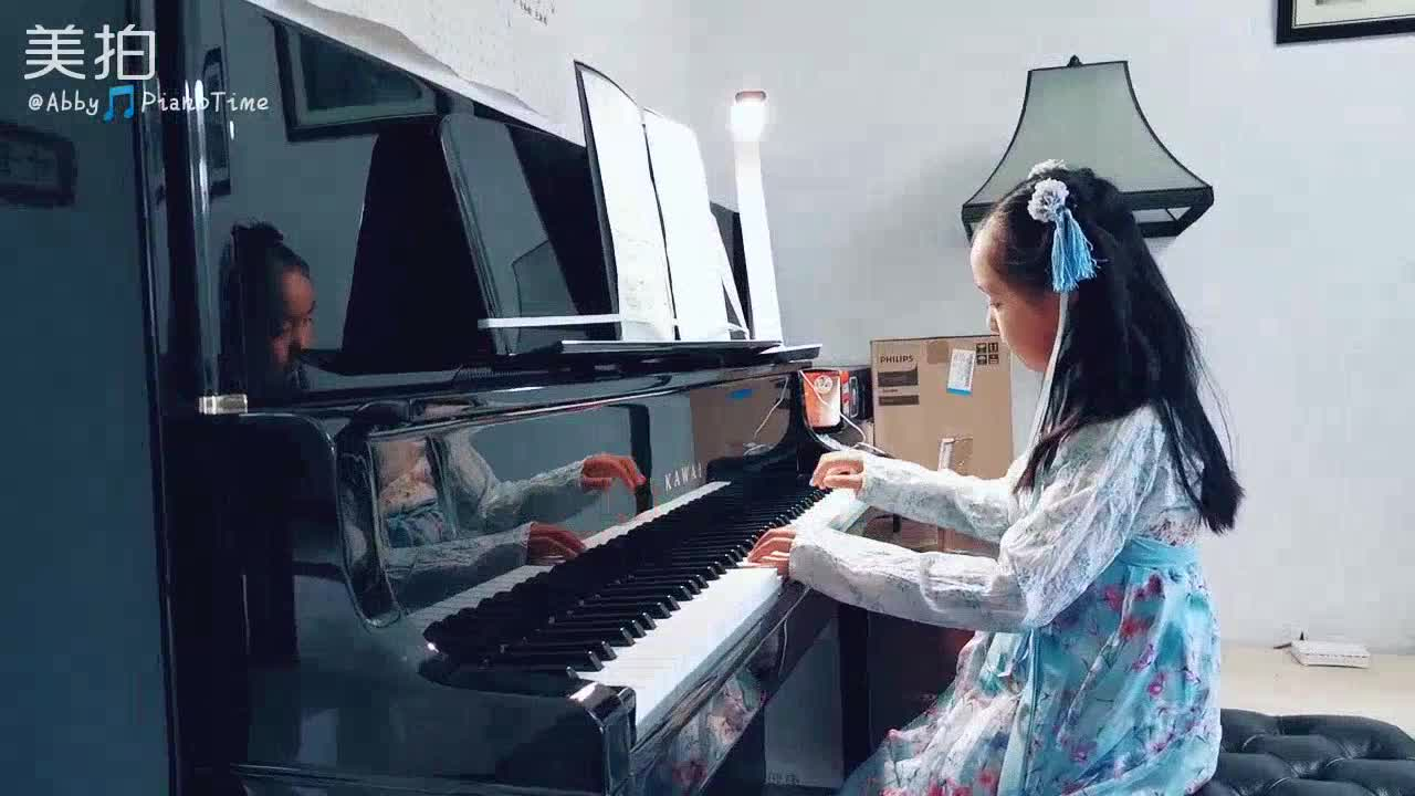 Abby Piano 发布了一个钢琴弹奏