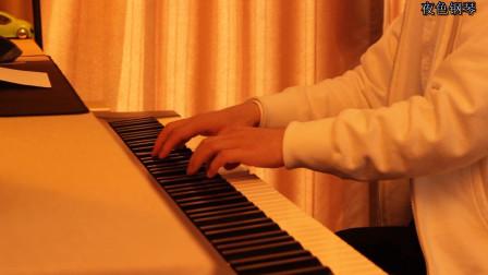 《走在乡间的小路上》夜色钢琴曲 赵海洋...