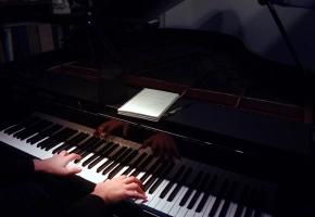 【昼夜】Fly 《少年的你》片尾曲 钢琴版 COVER岑宁儿