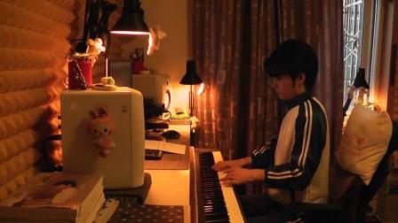 陈柏宇《你瞒我瞒》夜色钢琴曲 赵海洋 ...