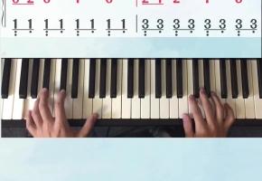 《stat  sky》姜创钢琴教学