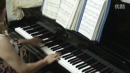 TANGO 闻香识女人 钢琴