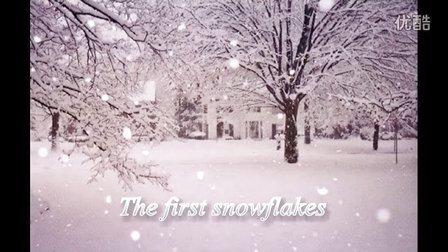 班得瑞 初雪 唯美 超经典好
