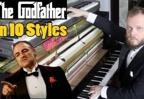10种风格的《教父》主题曲