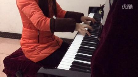 神秘园之歌  钢琴曲