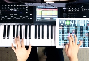 【iPad+钢琴】天之痕