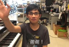 Pianominion自我介绍 | 乐曲: 前前前世「钢琴版」