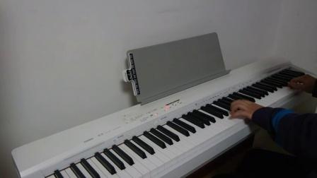 童年的回忆 钢琴曲(爱的纪念