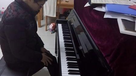 你的心河(立式钢琴)