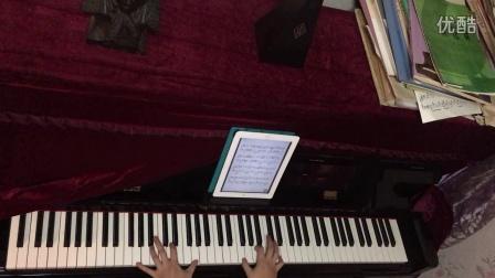 周杰伦《告白气球》钢琴曲