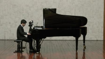 陶孟然演奏-贝多芬《钢琴奏鸣曲》No.32 第二乐章