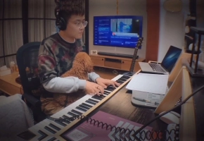 【钢琴】武汉伢