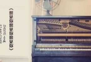 【昼夜钢琴】想见你想见你想见你
