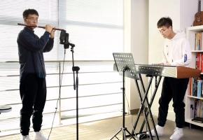 【钢琴+笛子】《大鱼》,完美结合!