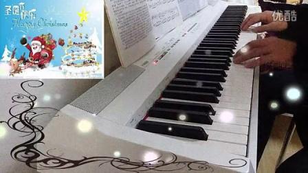 魔羯座《平安夜》钢琴