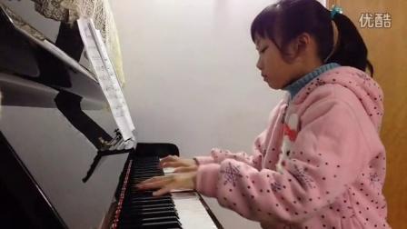 小甜心的钢琴日志【river