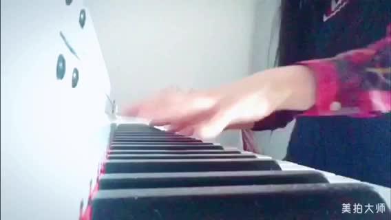 yunshang 发布了一个钢琴弹奏视频