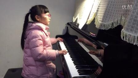 钢琴曲《芈月传》片尾曲霍尊的