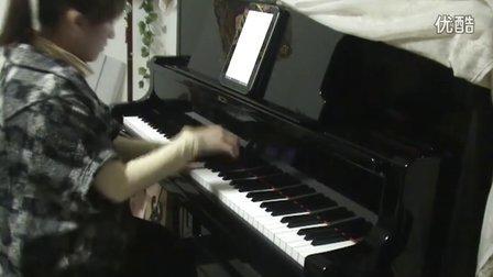 王菲《传奇》钢琴视奏版
