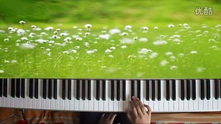 桔梗妹纸钢琴演奏--《辉煌大
