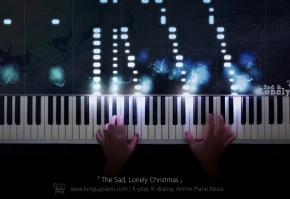 「无聊又寂寞的圣诞夜」(Jingle Bells 小调) 钢琴