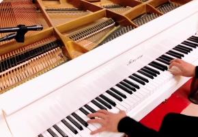 【钢琴】很火的《生僻字》钢琴版,大家一起跟着唱