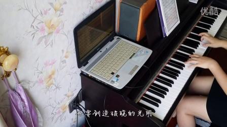 TFBOYS 信仰之名 钢琴