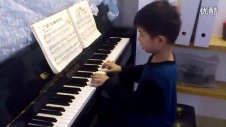 钢琴练习-铃儿响叮当
