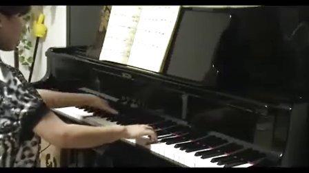 理查德《梦中的婚礼》钢琴视奏