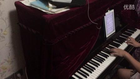 乔任梁《和你在一起》钢琴曲