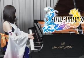 最终幻想X OST - To Zanarkand - 钢琴演奏【Ru,s Piano】