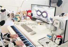 BTS 防弹少年团「We are Bulletproof : the Eternal」钢琴改编