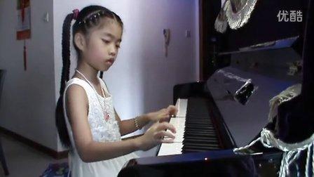 C大调小奏鸣曲第一乐章 钢琴