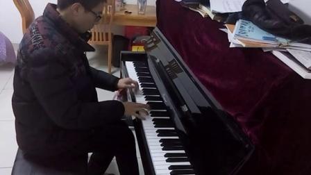 眼泪(立式钢琴)