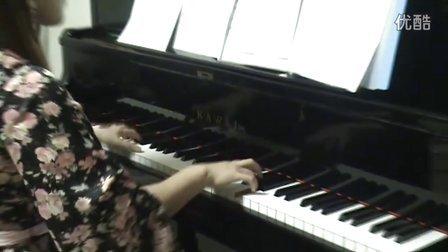 步步惊心《三寸天堂》钢琴版