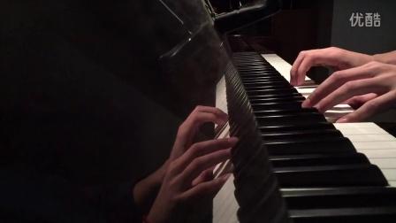 友谊天长地久 钢琴版