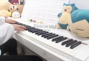【钢琴】Taeyeon 泰妍 - Rescue Me [即使明天你會消失OST]
