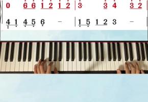 你的答案教学视频【姜创钢琴出品】