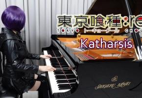 东京喰种: re 主题曲「katharsis」钢琴演奏 Ru,s Piano - SS级兔子参上!