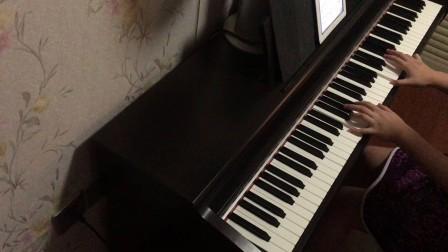 《我的道姑朋友》钢琴曲