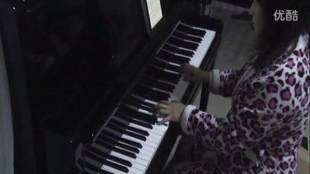 周杰伦《明明就》钢琴视奏版