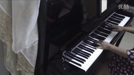 许嵩《清明雨上》钢琴视奏版