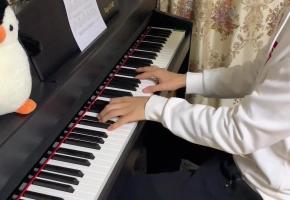 与我无关 姜创钢琴 即兴伴奏
