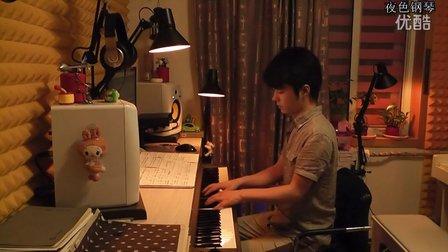五月天《知足》夜色钢琴曲