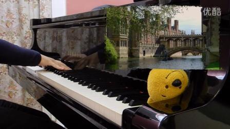 南山南  剑桥大学唯美钢琴版