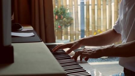 《让我喜欢让我忧》夜色钢琴曲 赵海洋 ...